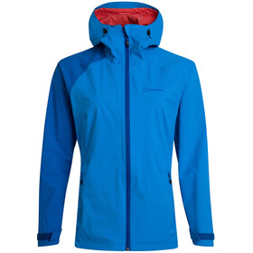 Berghaus Deluge Pro Chaqueta Mujer, blithe/daphne